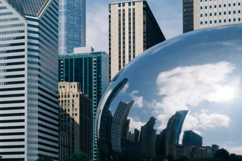 Chicago – Cloud Gate