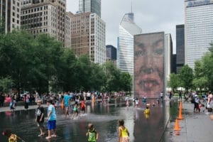 Chicago - Crown Fountain