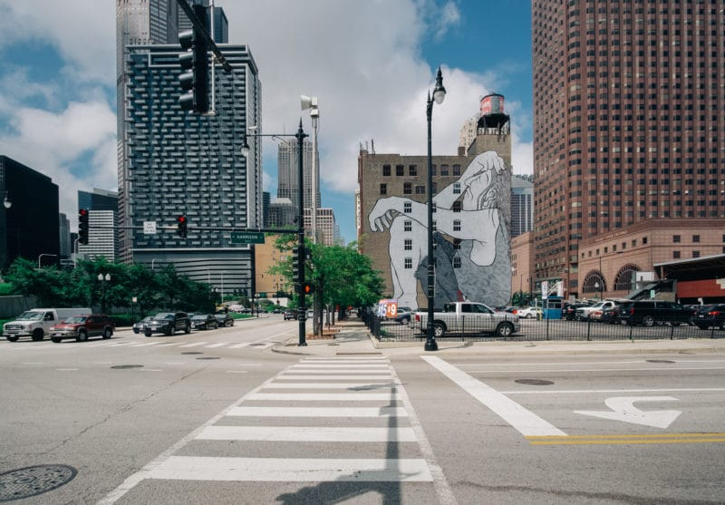 Chicago – street art