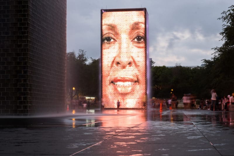 Chicago – Crown Fountain