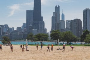 Chicago - Oak Street Beach