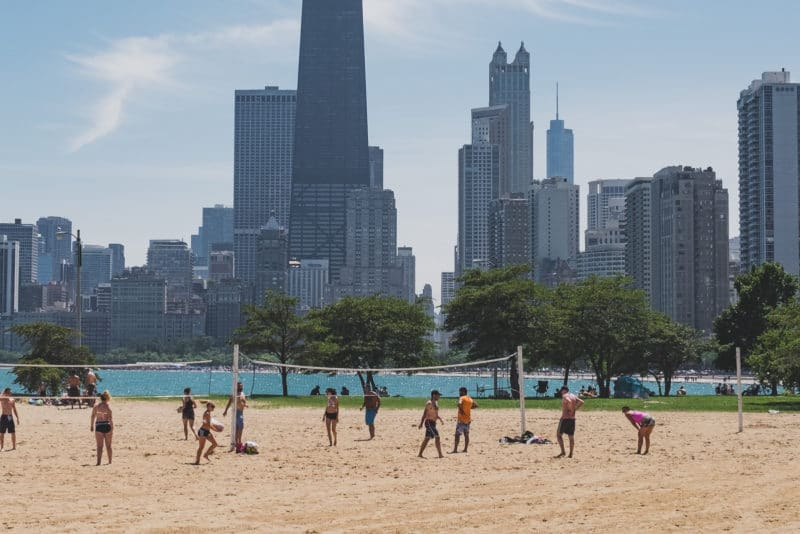 Chicago – Oak Street Beach