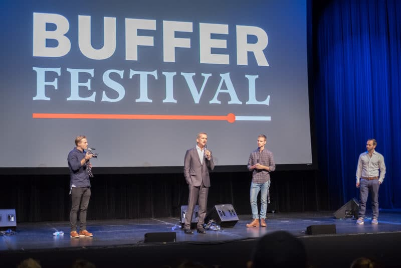 Chris Hadfield – Buffer Festival
