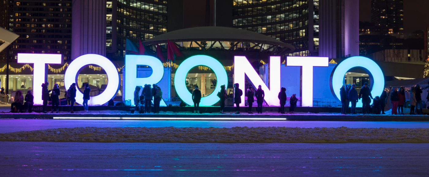 One year in Toronto