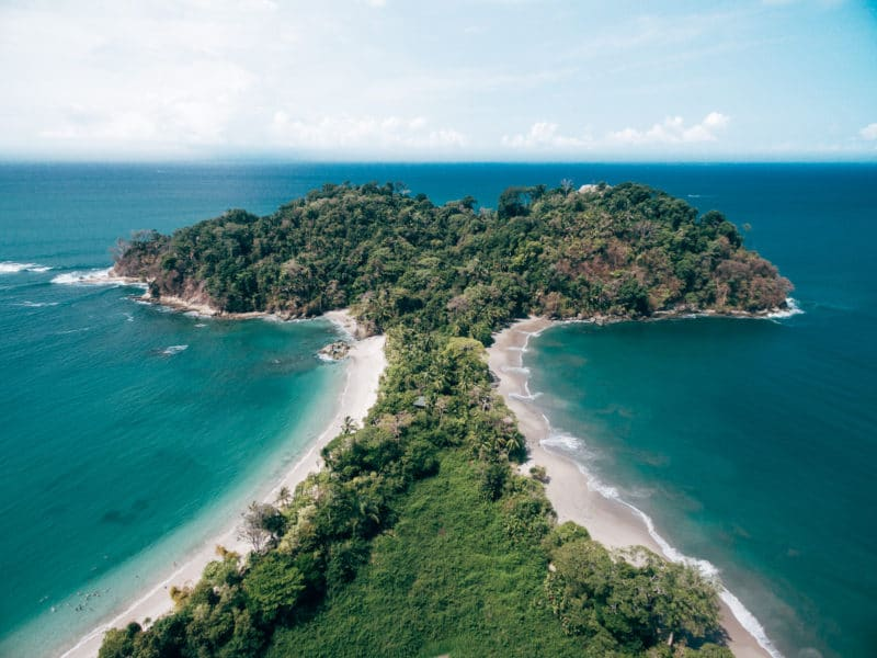 Costa Rica 8 day road trip itinerary