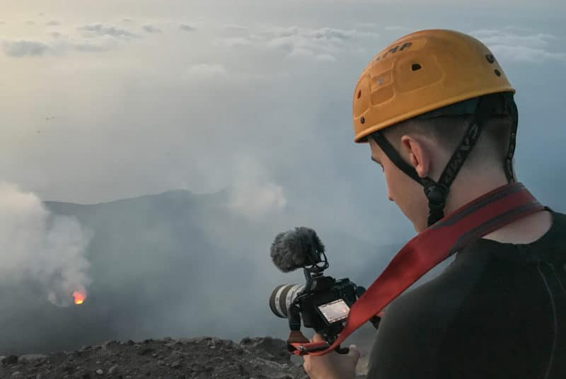 Stromboli Hiking Guide – Cameras