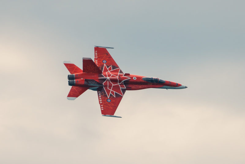 Canadian International Air Show – Toronto, Canada